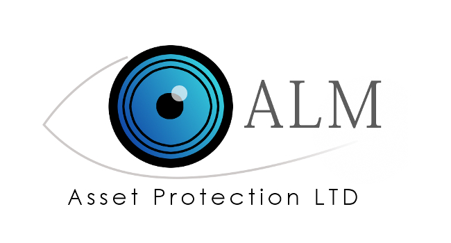 ALM Commercial Protection Logo Design | Synergize Design