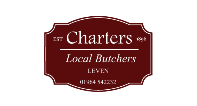 Charters Butchers Logo Design | Synergize Design