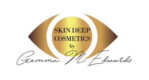 Skin Deep Cosmetics Logo Design | Synergize Design