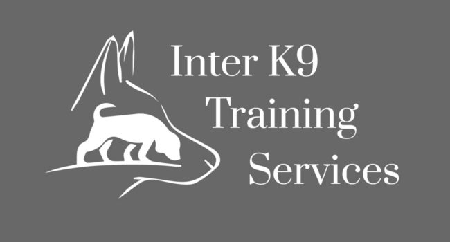 Inter K9 Training Services Logo | Synergize Design